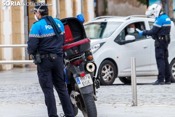 Soria alcanza las 1.000 denuncias por infracciones al estado de alarma
