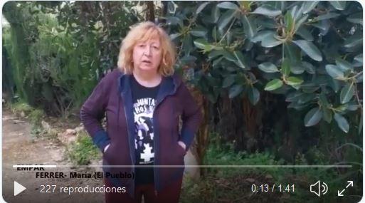 Foto 1 - Los actores de 'El Pueblo' se unen al SOS por Soria