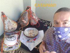 Los sorianos celebran el Catapán a pesar del Covid.
