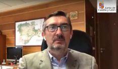 José Ángel Arranz, director general de Patrimonio Natural y Política Forestal este viernes. /Jta.