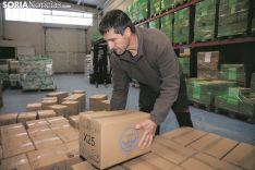 Imágenes de archivo del Banco de Alimentos.