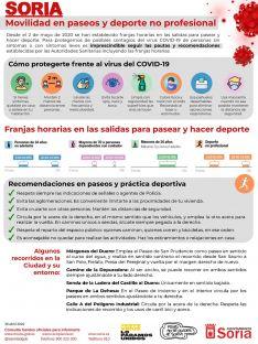 Foto 2 - El Ayuntamiento publica una guía para el deporte en tiempo de epidemia