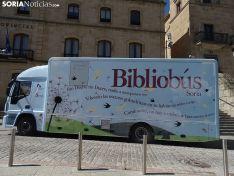 Presentación del nuevo Bibliobús de la Diputación.