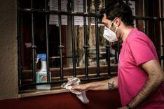 Foto 8 - Fotos: Los establecimientos sorianos se adaptan a las normas del coronavirus