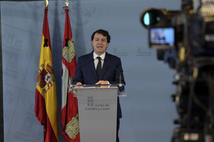 "Foto 1 - Mañueco pide ""certezas"" a Sánchez para ""no convertir ERTES en despidos"""