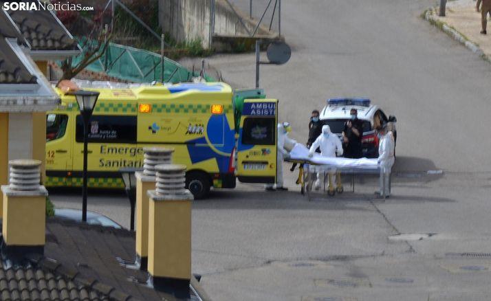 Foto 1 - La zona sanitaria Soria Norte es ahora la más afectada por la enfermedad