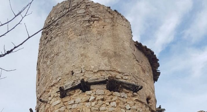 Atalaya de Nograles.