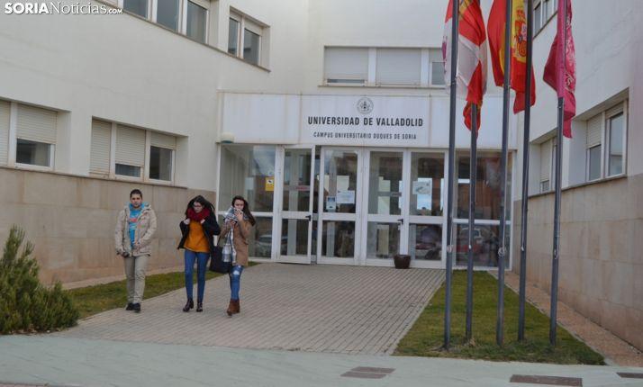 Imagen de archivo del Campus Duques de Soria.