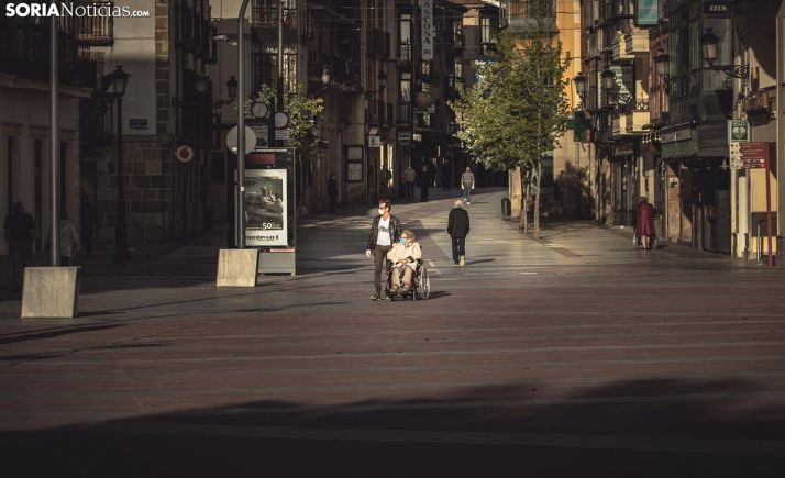 Una imagen reciente de la capital. /Viksar Fotografía