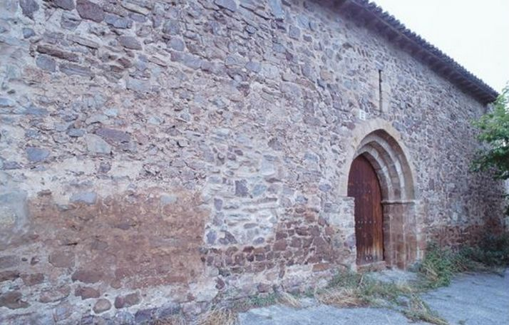 Ermita de San Mamén.
