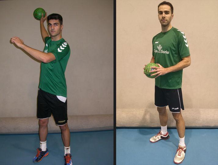 David y Fran García Lacarra. /BMS