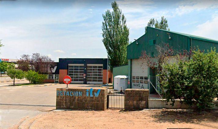 Estación de ITV en Soria capital.