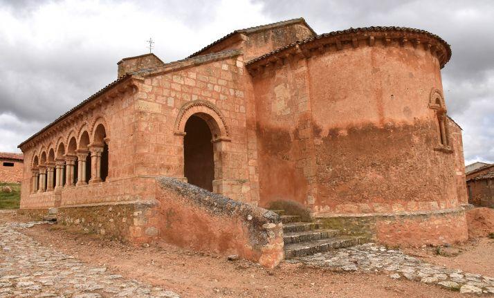 Una imagen del templo. /Jta.