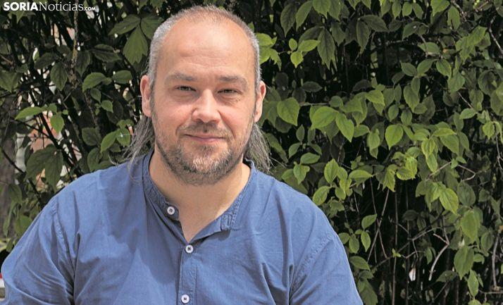 Iván Aparicio, cabeza visible de la ASRD. /SN