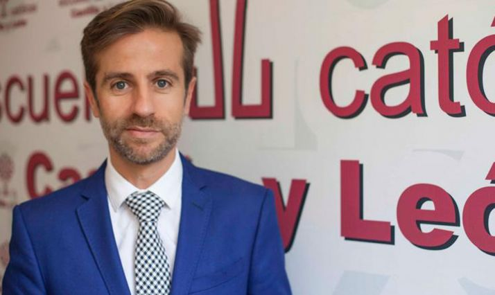 Leandro Roldán estará en el cargo cuatro años más. /ECCyL