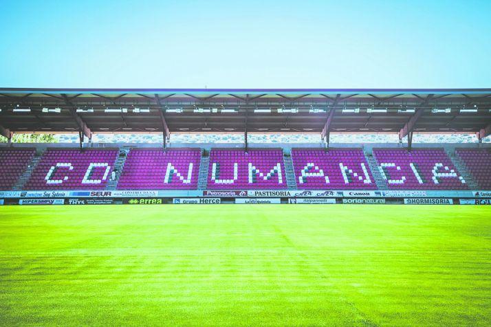 Foto 1 - El Numancia volverá a los entrenamientos tras realizar test a su plantilla