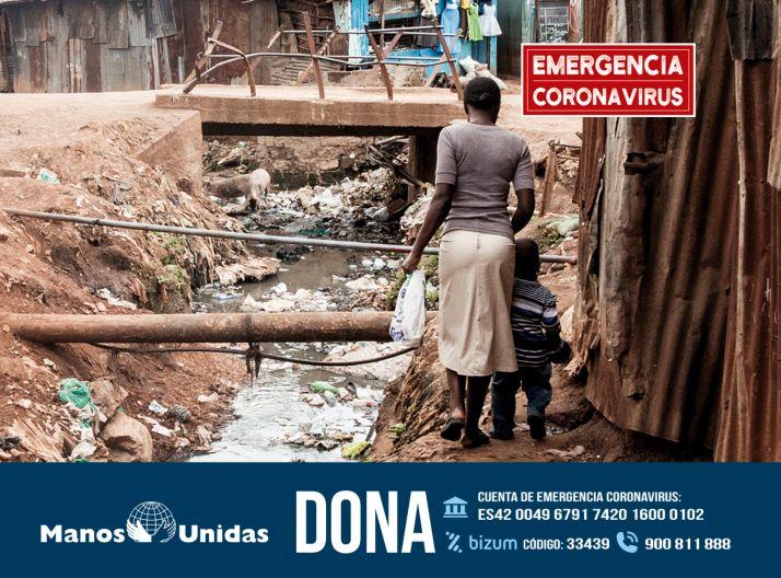 Campaña de emergencia.
