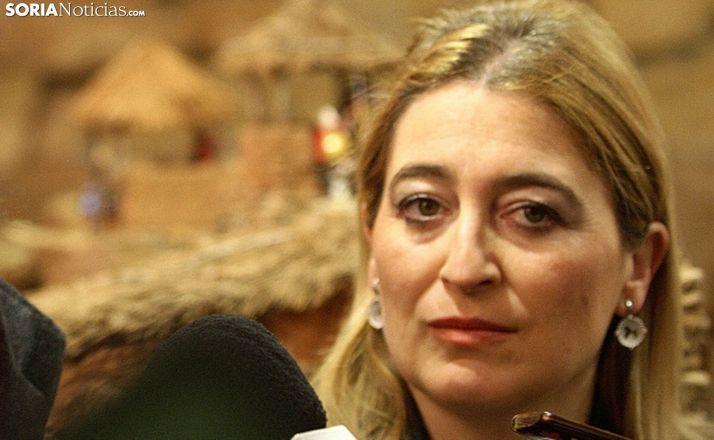 María José Jiménez en una imagen de archivo.