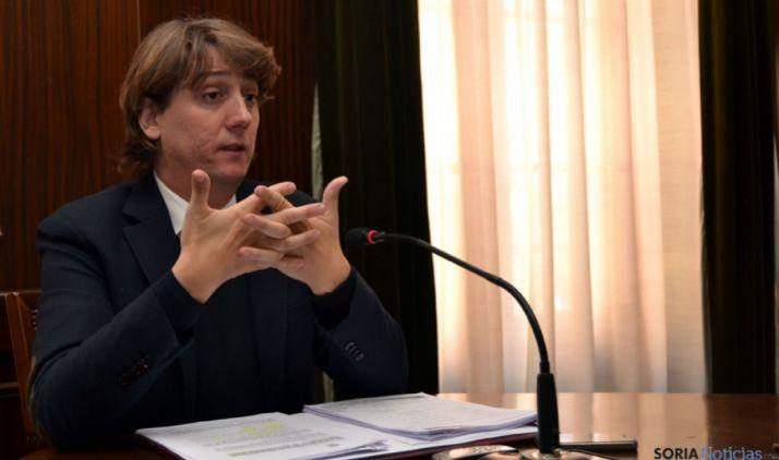 Carlos Martínez en una imagen de archivo.