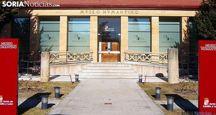 Museo Numantino en la capital soriana.