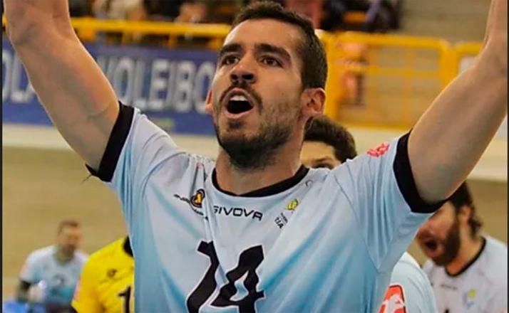 Foto 1 - Gerard Osorio vuelve al voleibol soriano