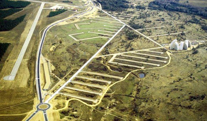 Vista aérea del PEMA. /SN