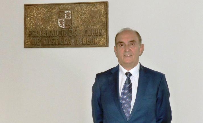 Tomás Quintana, Procurador del Común en CyL.