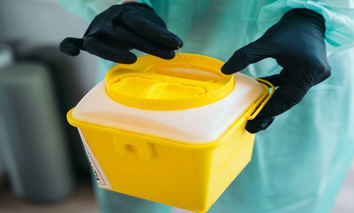 Foto 1 - La gestión de residuos sanitarios en CyL costará 13,8M€ hasta 2023