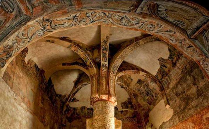 Una imagen de San Baudelio, en Casillas de Berlanga, que también abrirá.