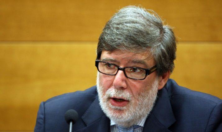 El soriano Santiago Aparicio, presidente de CECALE.