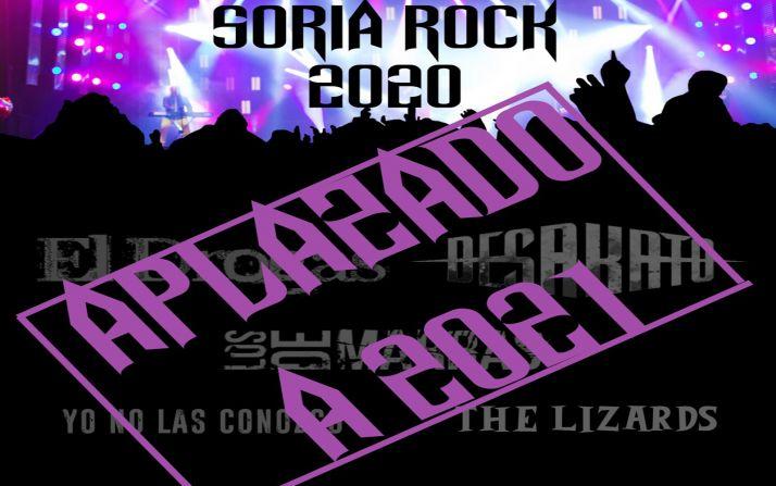 Foto 1 - El Soria Rock 2020, para el año que viene
