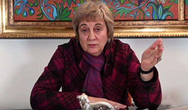María Jesús Ruiz sobre el PEMA: 'Asden ha sido utilizado y ahora Soria debe reflexionar'