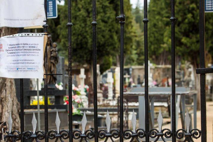 Foto 1 - Indignante: Los datos oficiales de marzo solo registran 16 fallecidos por Covid19 en Soria