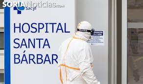 La UCI tiene 8 enfermos de Covid-19 y en planta del hospital hay 19