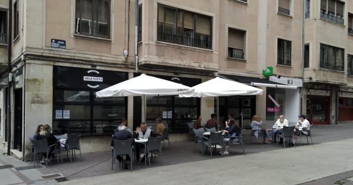 Ampliación: Listado de bares de Soria capital que tienen abierta su terraza