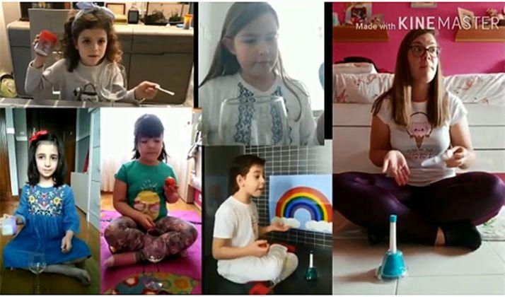 Foto 1 - VÍDEO: Didácticas musicales online en Almazán