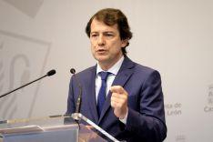 Foto 2 - Mañueco considera que los nuevos criterios del reparto del fondo extraordinario son injustos y castigan a Castilla y León