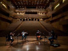 Cuarteto Ribera.