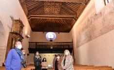 Concluye la restauración de la cuberta de la iglesia de Fuentearmegil