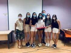 Foto 4 - El proyecto 'Inmersión Linguística y cultural' se lleva el premio Dinamiza Soria
