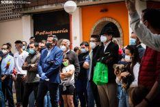 Una imagen de la concentración de este domingo. /Viksar Fotógrafo