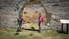 Foto 5 - Labores de desbroce en el Ecoparque de Andaluz