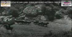 Nuestras Fiestas de San Juan lanza un vídeo con 'Sacas' a partir de 1943