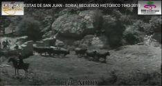 Una de las imágenes del documento. /Nuestras Fiestas de San Juan