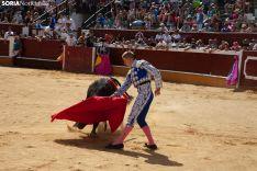 El Uli durante el festejo de la mañana del Viernes de Toros. /María Ferrer