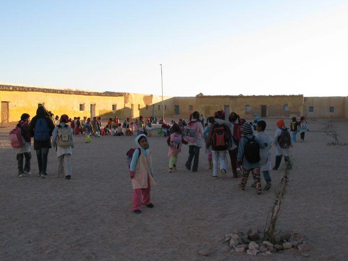 Foto 1 - La Junta mantiene su compromiso con los refugiados