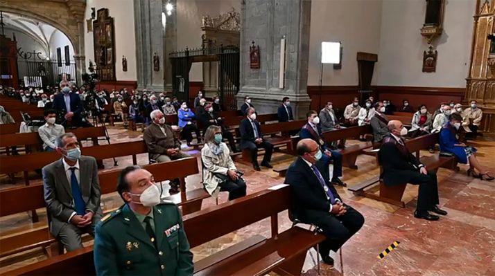 """Foto 2 - El obispo en Ágreda: """"No podemos hacer borrón y cuenta nueva"""""""