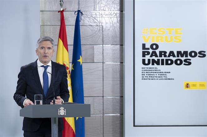 Foto 1 - Interior traslada a un etarra condenado a 22 años de cárcel a Soria