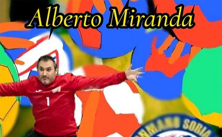 Alberto Miranda. /BM Soria