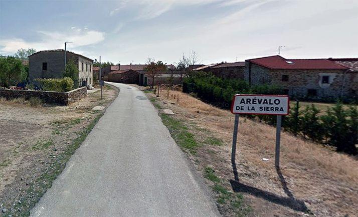 Una imagen de Arévalo de la Sierra, municipio de la comarca forestal de Almarza. /GM